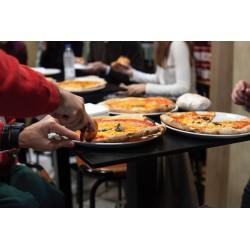 Taller de pizza para 2...